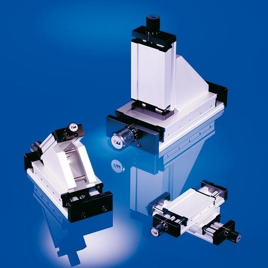 RK Compact – Mil tahrikli doğrusal birim/doğrusal aks -