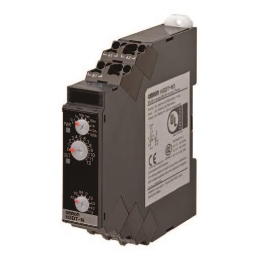 H3DT timer - met Push-In Plus-technologie