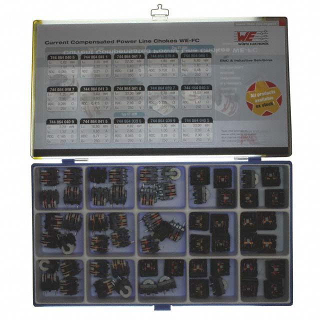 KIT CHOKE FC SERIES - Wurth Electronics Inc. 744864