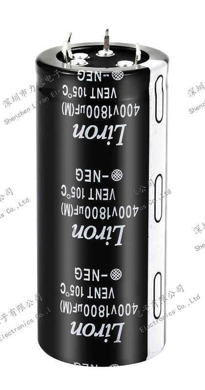 105 centigrade different size standard snap type aluminum electrolytic capacitor - HOT SELLING