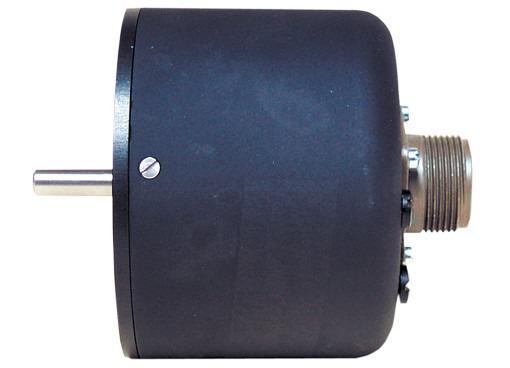 Precision angle of rotation sensor - 88600 - Angular position sensor, non-contact, capacitive, Robust,precise,high resolution