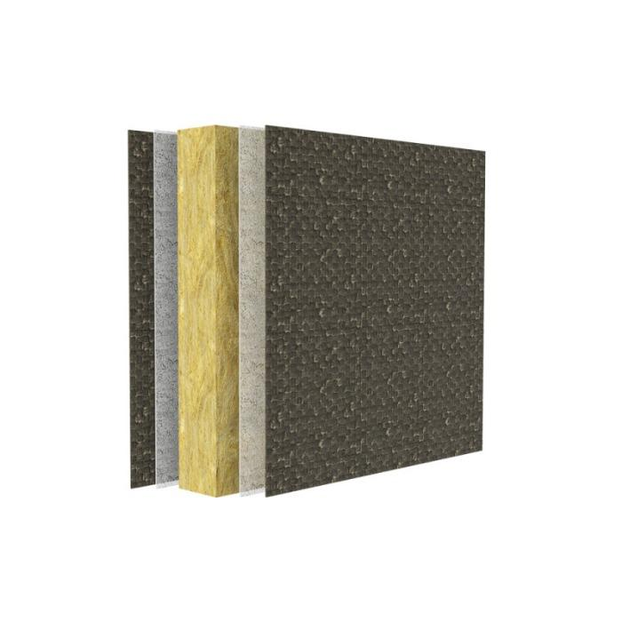 Noncombustible fire protection panel FirePan 25/30 - Fire-resistant composite sandwichpanel on basalt and ceramic basis