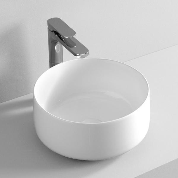 Civita Castellana Ceramiche Bagno.Lavabi Bagno Bordo Fino Ceramiche Civita Castellana Italia