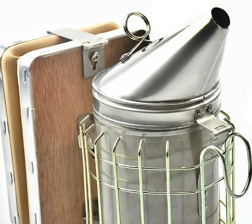 Bee Smoker of Leather  for Beekeeping Equipment - Bee Smoker For Beekeeper