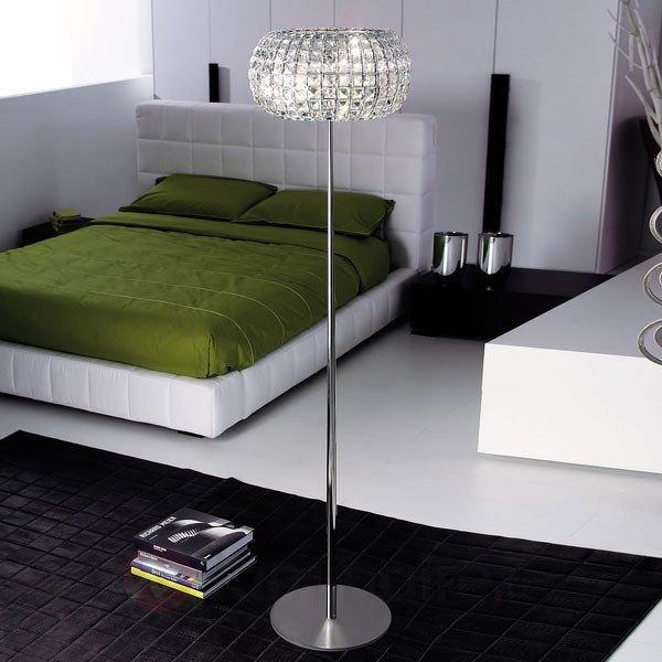 Lampadaire en cristal NASHIRA - Lampadaires design