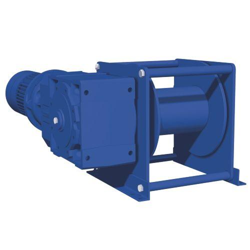 Electric winches - Series: A - winches for general applications