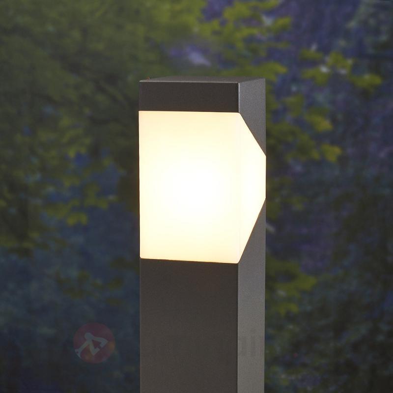 LED Borne lumineuse Kiran en aluminium - Toutes les bornes lumineuses