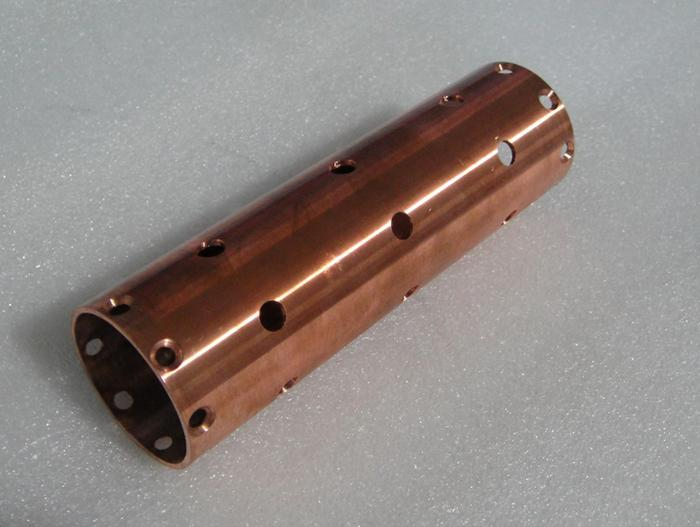 precision machining companies Copper parts - null