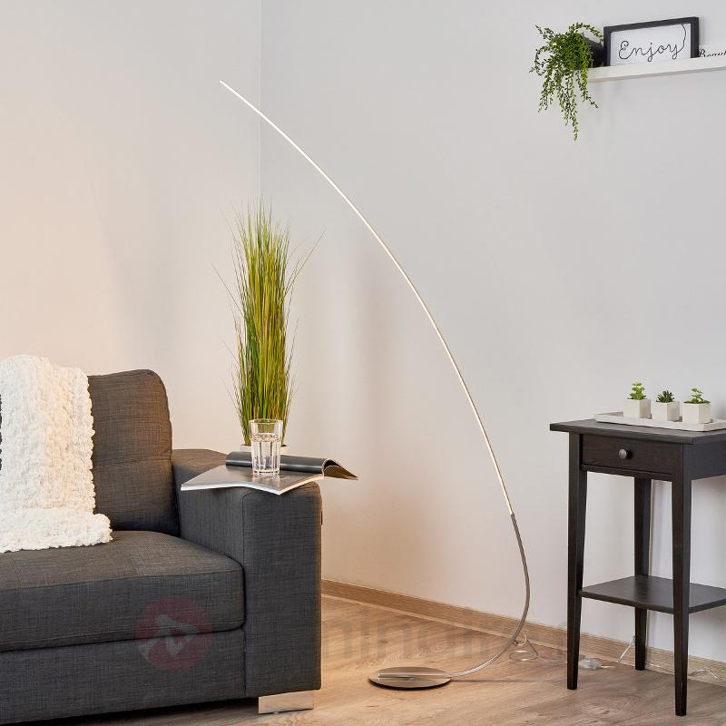 Lampadaire à LED minimaliste Madeleine - Lampadaires LED