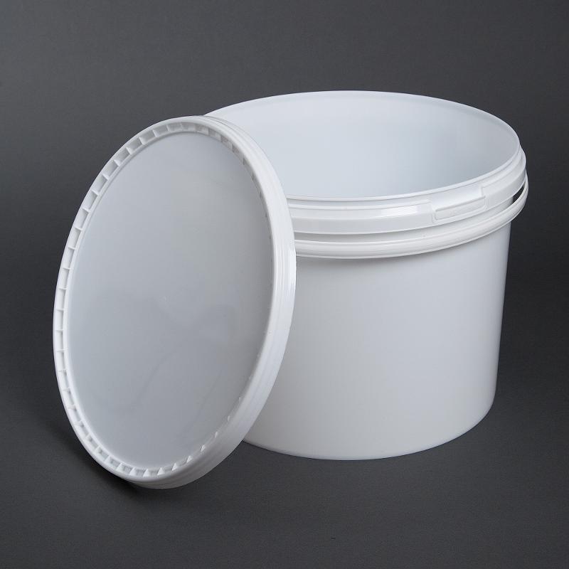 Kunststoffeimer rund, 10 Liter - Artikelnummer 526100010000