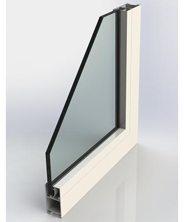 Portes-Fenêtres Accordéons - AIRCLOS S35 Périmétrique
