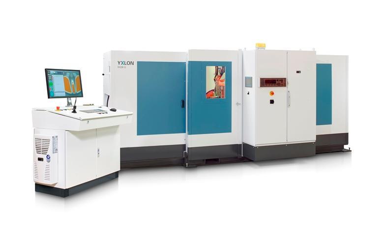 YXLON WI26 G - Industrielles Röntgensystem für die Gussteilprüfung
