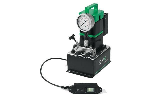 PE8 High Pressure Electric Pump - Pumps