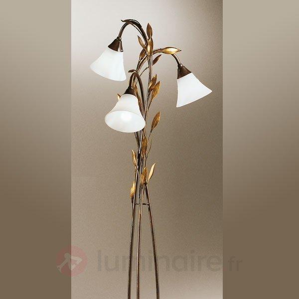 Lampadaire CAMPANA à 3 lampes - Lampadaires rustiques