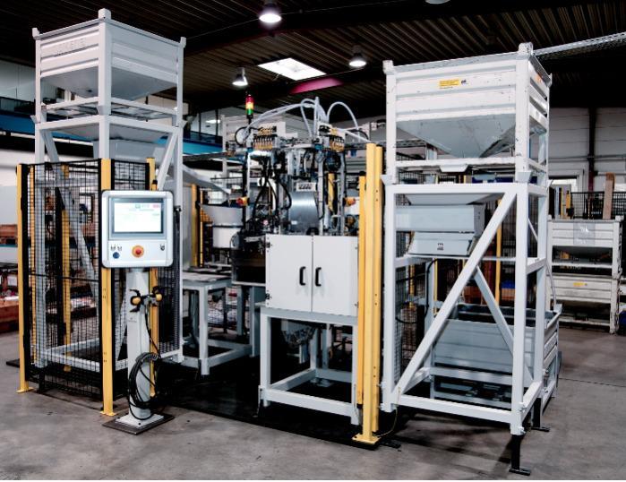 Montageautomaten -