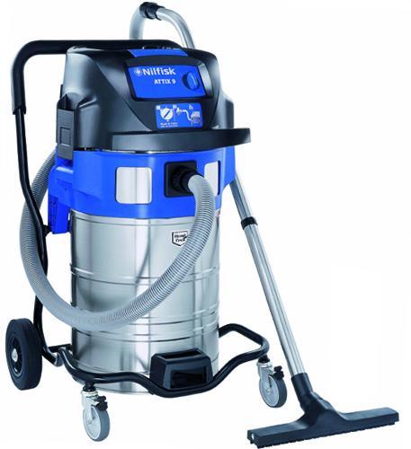 NILFISK ATTIX 961-01  - Aspirateurs eau et poussière monophasés
