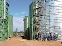 Lipp® Post-digesters - For the efficient use of residual gases and to increase performance, LIPP® offer