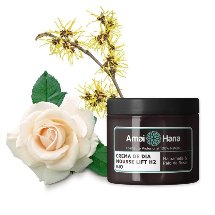 Crema de día Mousse Lift H2 Bio - Crema efecto lifting buena cara