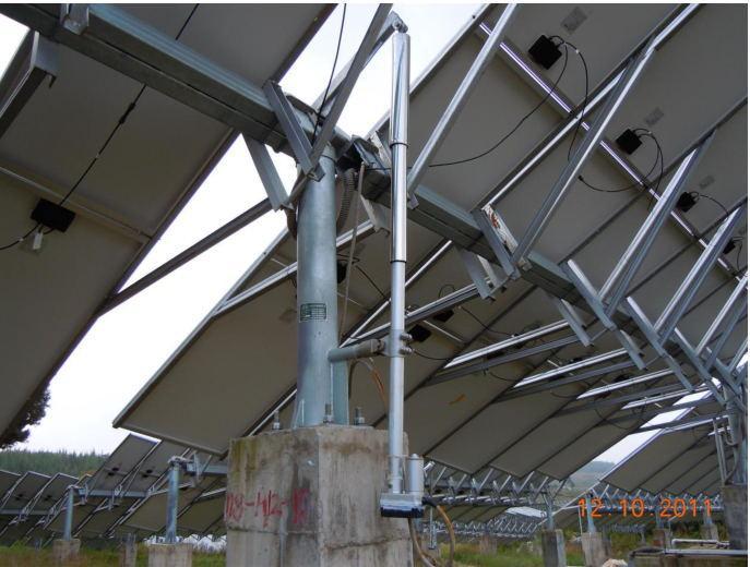 solar panel actuator - Solar Panel Actuator for solar tracker
