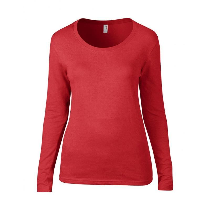 Tee-shirt femme LS Scoop - Manches longues