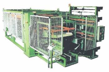 Machines op maat - Verpakkingsmachine DESCO met productcomprimeerinrichting