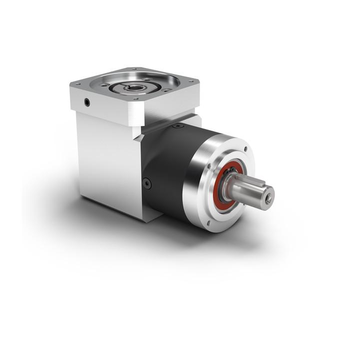 WPLE - Right Angle Planetary Gearbox with Output Shaft - IP54