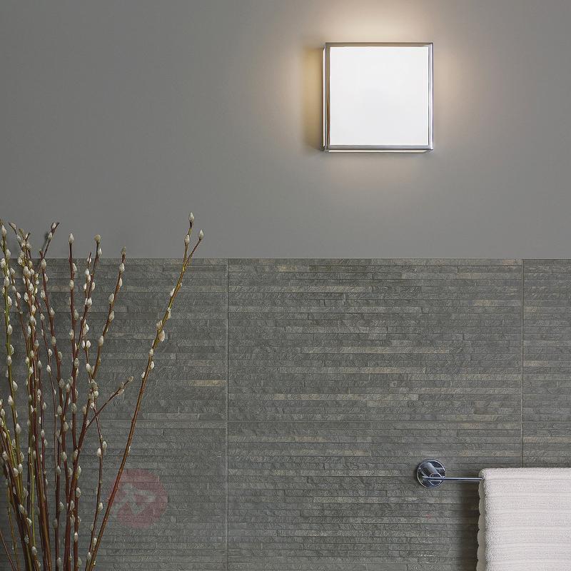 Plafonnier sobre Mashiko, 20 x 20 cm - Salle de bains