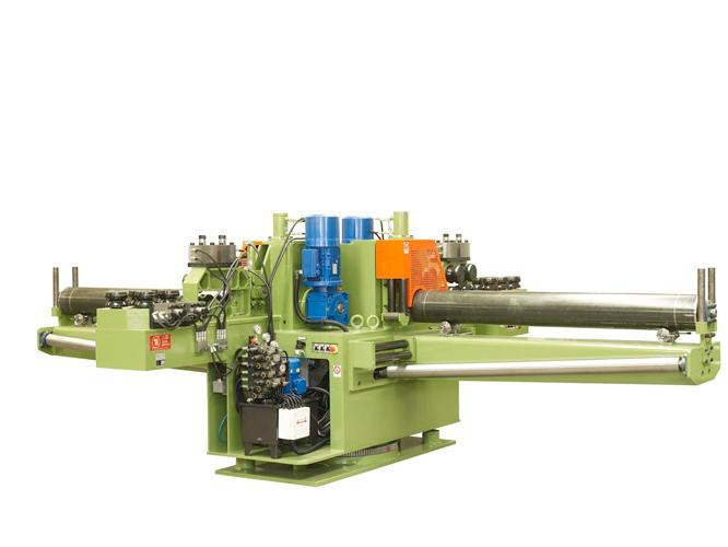 Power-Driven Uncoilers - Machines for Fasteners sector
