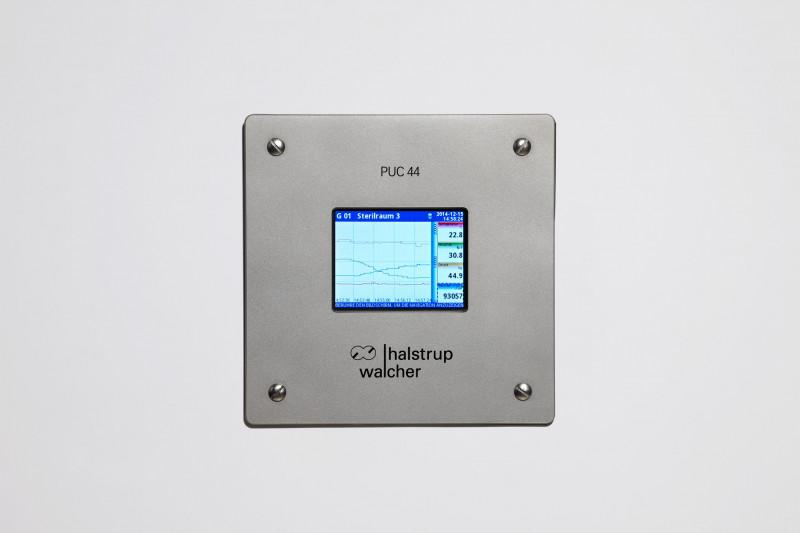 Pannelli di controllo PUC 44 - Pannello di processo multicanale