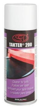 TAKTER® 200 - Pulitore spray per tappeti in gomma delle fushing machine
