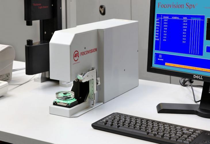 FOCOVISION SPV-2 - RX Inspection