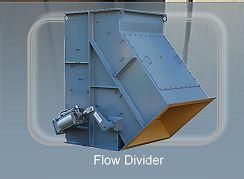 Flow divider - Bulk Material Handling
