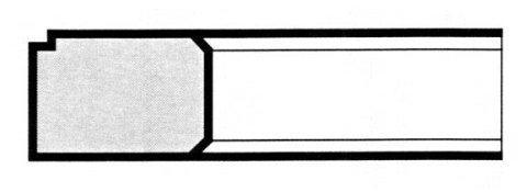 E4 A scalino superiore - Segmenti di compressione a Milano