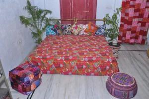 kantha quilt