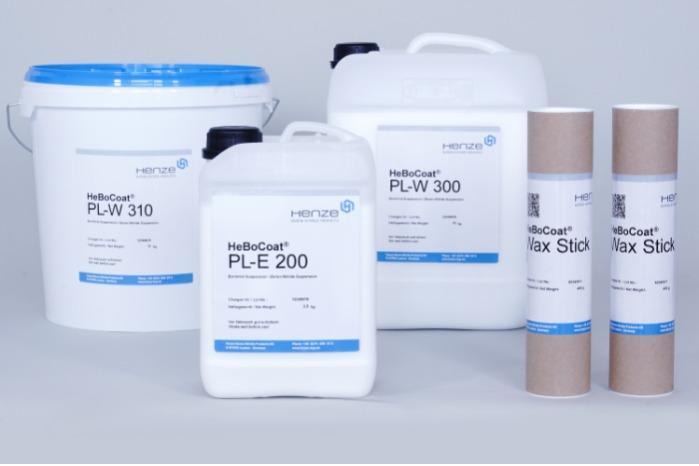 HeBoCoat® Bornitrid-Beschichtung - Leistungsstarken Beschichtungen für den Hochtemperaturbereich