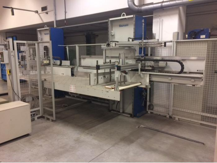 Baumann BB3-1400L / BA3-1400 Automat - Used Machine