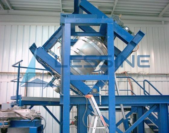Broyeur à boulets - Environnement et recyclage