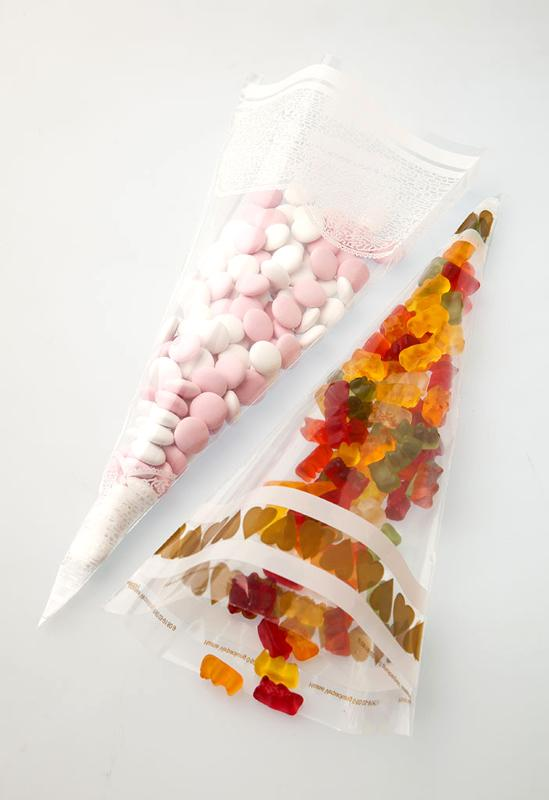 Conebags and Sleeves for plants and flowers - null