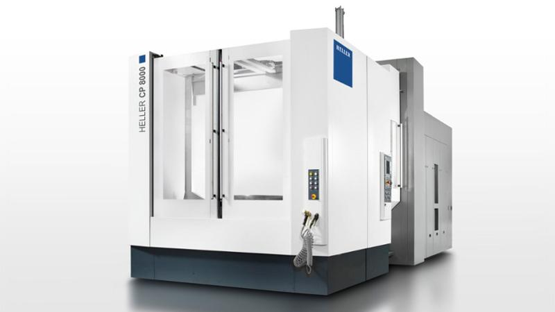 5-Axis Milling and Turning Centres - C series