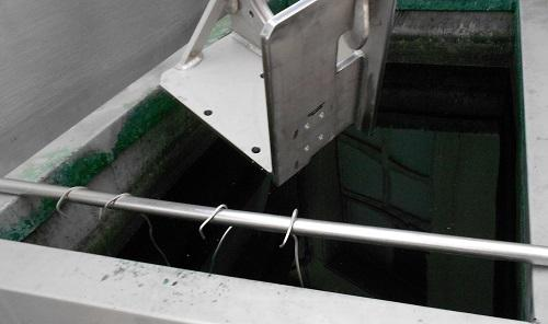 Pickling, passivating of stainless steel and aluminium - Sprays pickling, pickling units