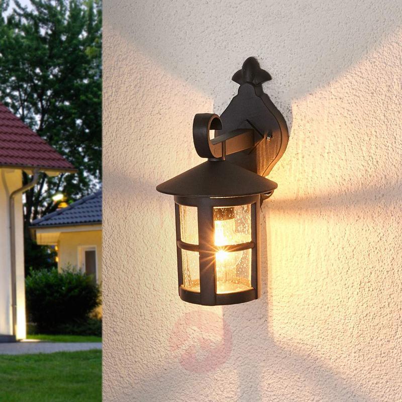 Romantic Bertil outdoor wall light - Outdoor Wall Lights