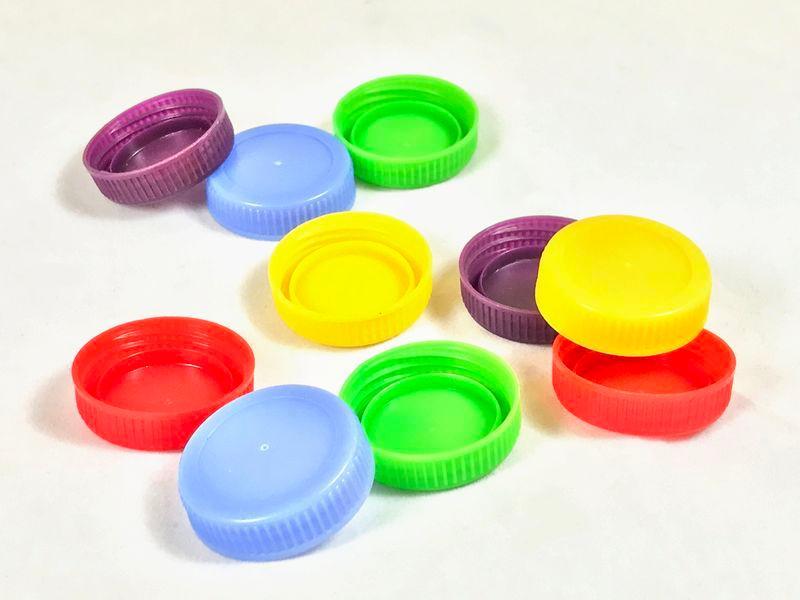 Plastikflasche Cap -