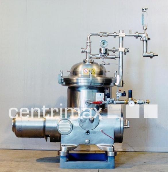 GEA Westfalia Self-cleaning disc centrifuge - KSA 6-01-076