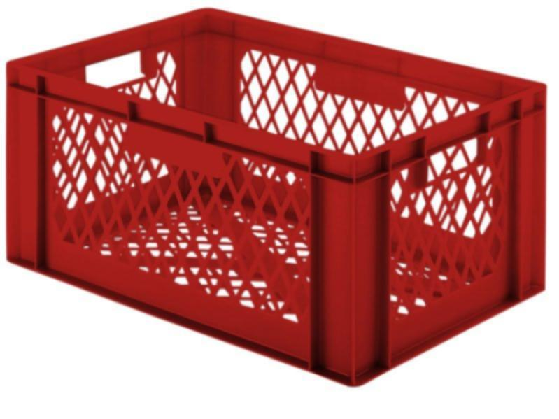 Stacking box: Dina 270 3 - Stacking box: Dina 270 3, 600 x 400 x 270 mm