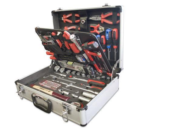 Track Tools and Accessories - Tools and accessories for synthetic sports surfaces Tool box
