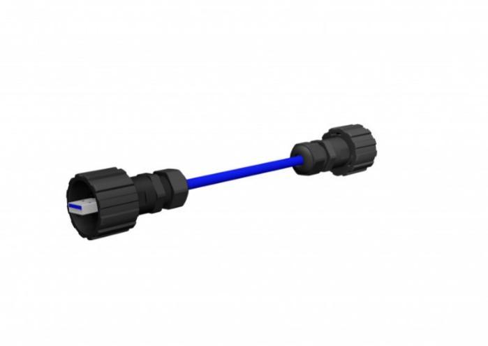 IP67 USB 3.0 Steckverbinder - IP67 USB 3.0 Steckverbinder