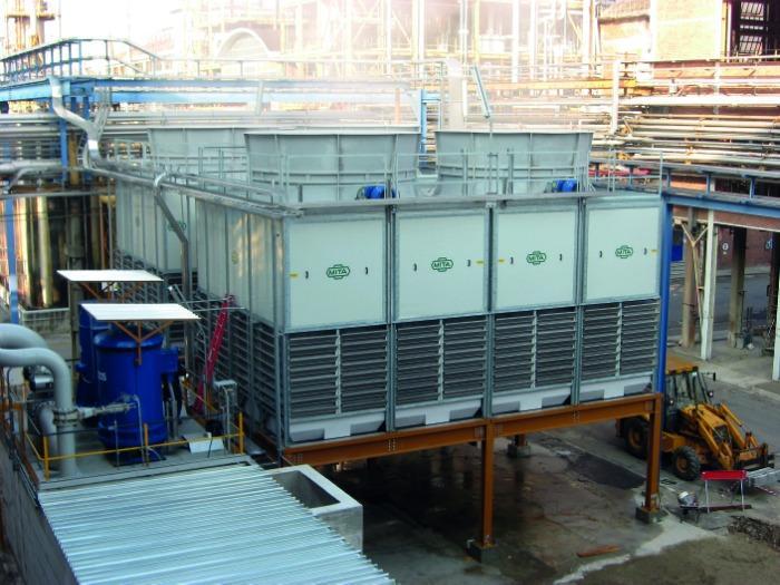 PMM Torre di raffreddamento modulare - per grandi impianti industriali
