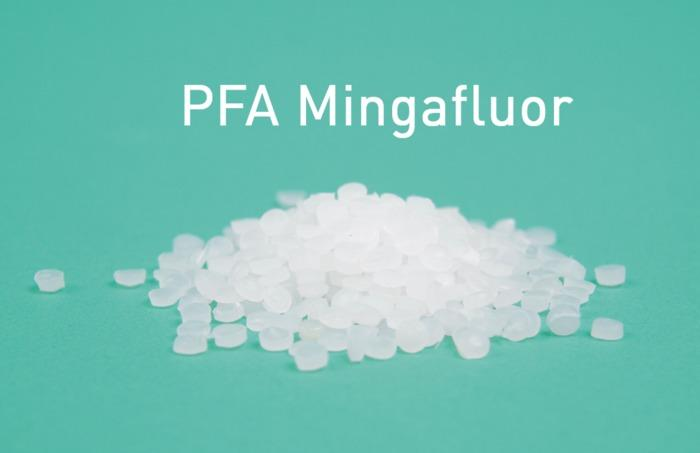 Mingafluor - PVDF Mingafluor, PFA Mingafluor, ECTFE