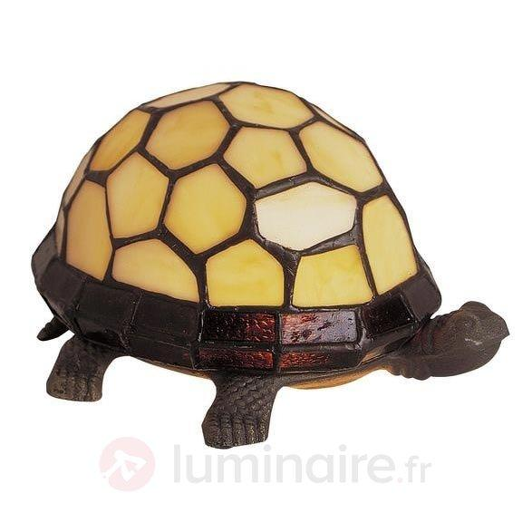 Lampe à poser TORTUE - Lampes à poser style Tiffany