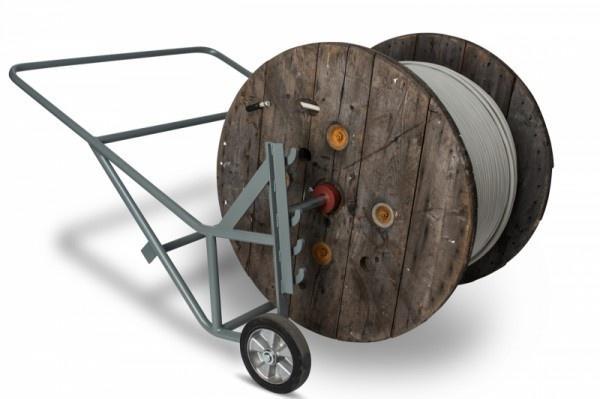 TROMCAR 1250 - movable drum winder / drum car